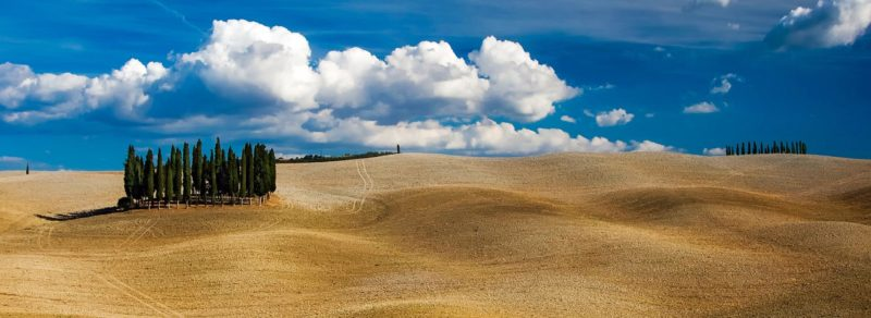 Toscana val d'orcia