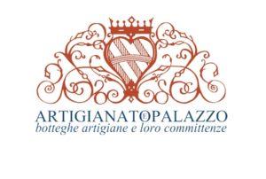 Logo artigianato e palazzo