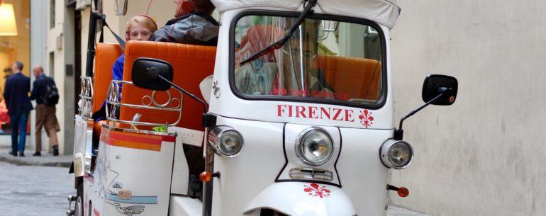Trasporto pubblico in Toscana