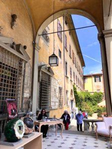 Mostra Artigianato e Palazzo Firenze