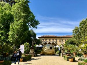 Artigianato e Palazzo Giardino Corsini