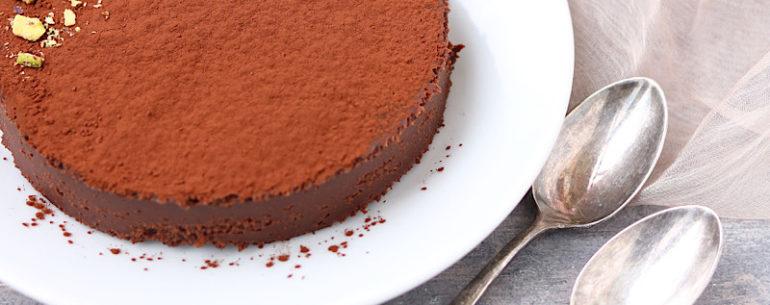 Dolce toscano al cioccolato