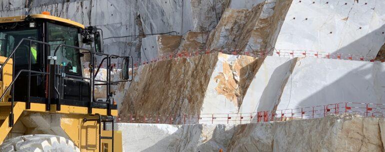 Cavi di marmo di Carrara